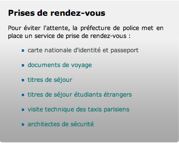 Passeport Carte Didentite Comment Gagner Du Temps A Paris