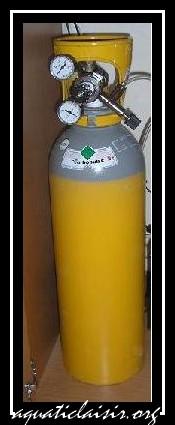 boueille CO2 de 10 kg