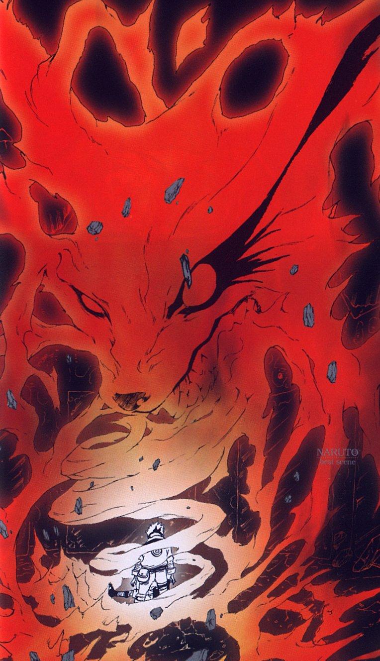 Kyubi - Naruto renard ...