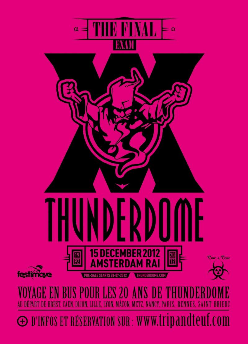 DJ Gizmo* Gizmo·, Buzz Fuzz , Prophet, The , DJ Dano* Dano - Thunderdome