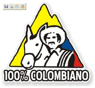 Colombianos en Paris