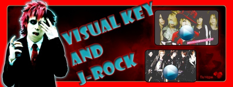 ViSUaL kEi And J-RoCk