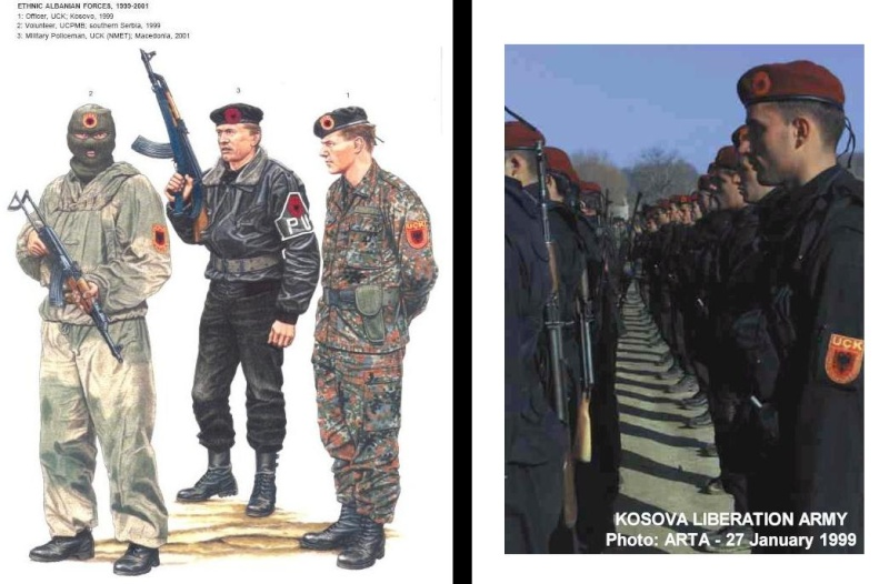 the kosovo liberation army and its peace talks with nato The kosovo liberation army kla - uck journal when a second round of talks serbian forces pulled out of kosovo as the nato-led kosovo force.