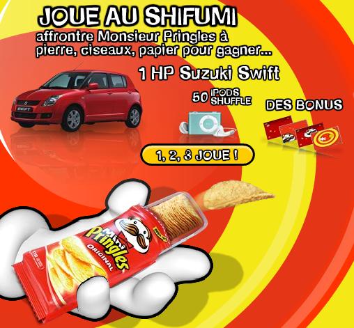 t Concours Pringles Joue SHIFUMI