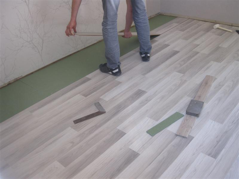 Technique pose plancher flottant