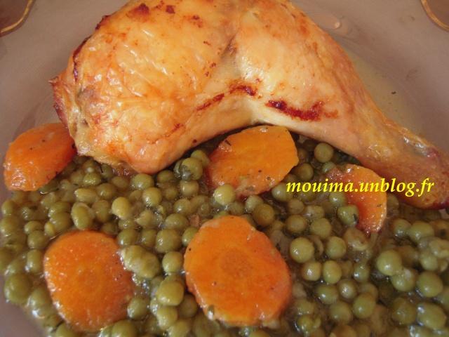CUISSE DE POULET FARCI dans poulet 04810