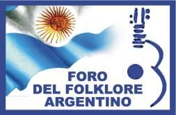 FORO DEL FOLKLORE ARGENTINO
