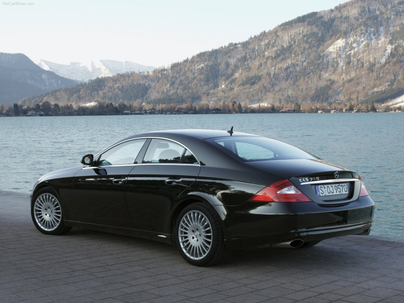 mercedes cls350 - V-Tuning (Tuning Virtuel) - Création