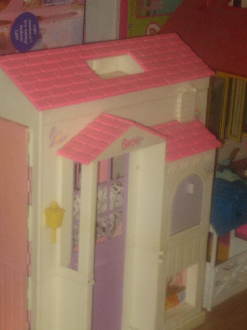 Barbie street for Decoration maison annees 80