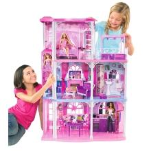 barbie street. Black Bedroom Furniture Sets. Home Design Ideas