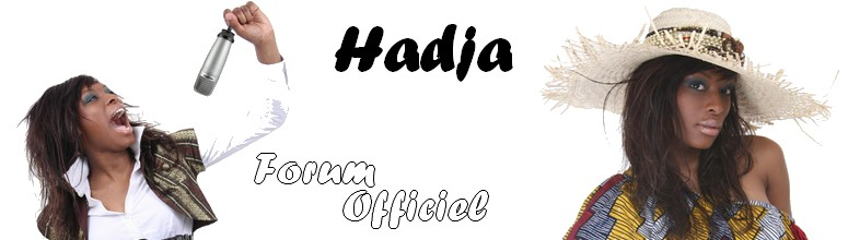 Hadja : Forum Officiel