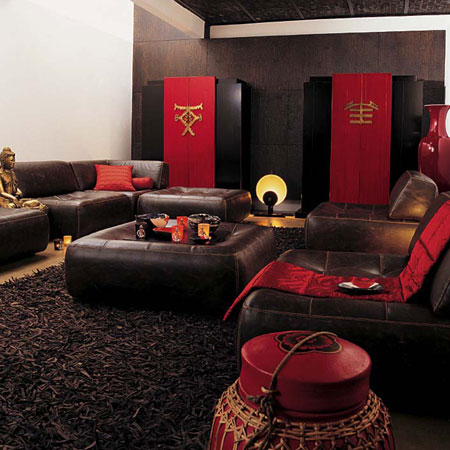 deco salle manger ambiance asiatique. Black Bedroom Furniture Sets. Home Design Ideas