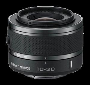 le 1 Nikkor VR 10-30 mm f/3.5-5.6
