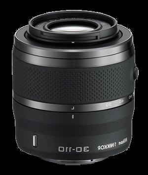 le 1 Nikkor VR 30-110 mm f/3.8-5.6