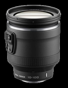 le 1 Nikkor VR 10-100 mm f/4.5-5.6