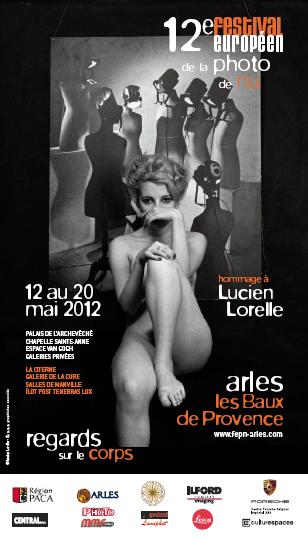 12ème Festival Européen de la Photo de Nu à Arles et Les Baux-de-Provence