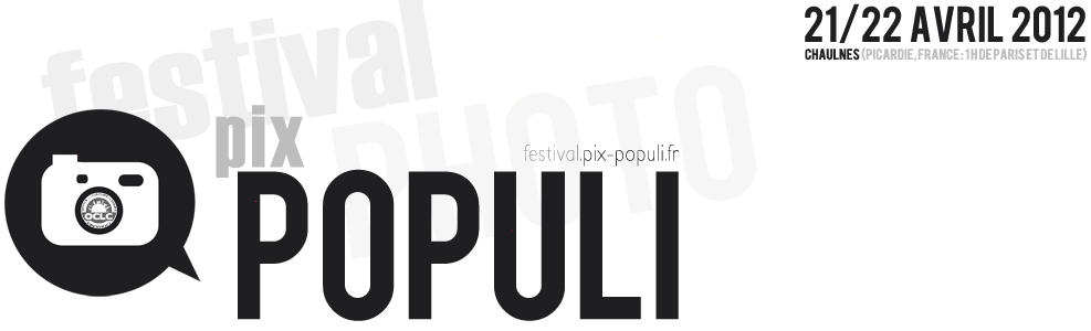 1er Festival photo Pix populi