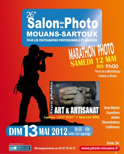 26ème Salon de la Photo de Mouans-Sartoux