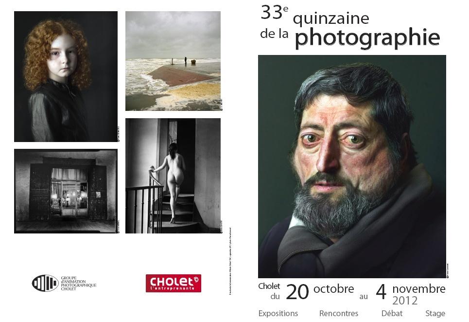 33ème Quinzaine de la photographie à Cholet