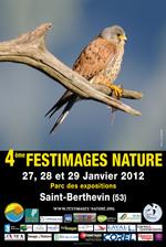 évènement photo Festimages Nature 2012 4ème édition dans la ville de Saint-Berthevin