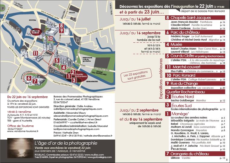 8ème Promenades Photographiques de Vendôme
