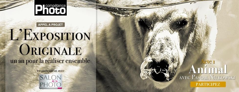 Concours photo Acte I de L'Exposition Originale du magazine photo Compétence Photo en partenariat avec et pour le Salon de la Photo 2012