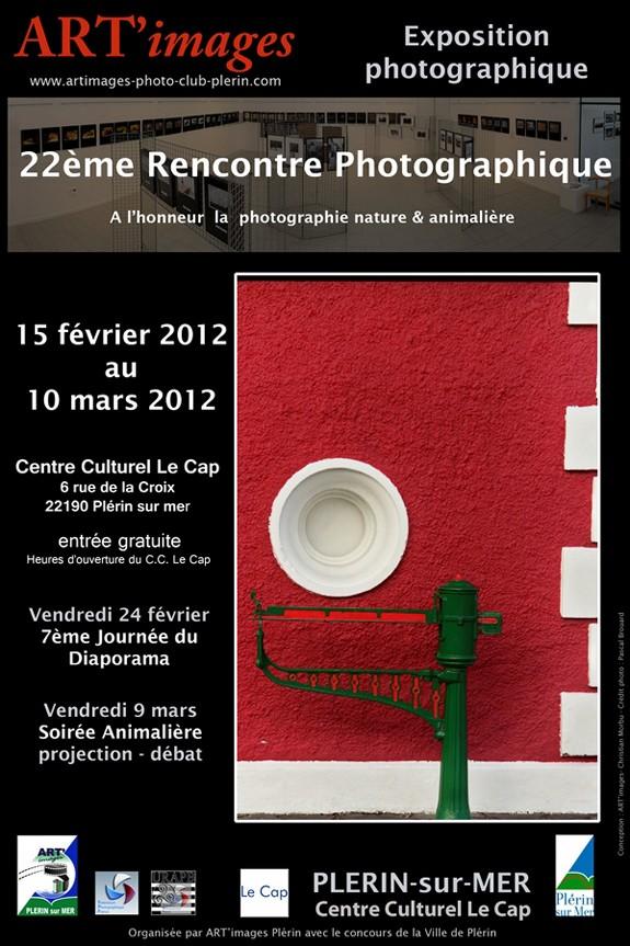 22ème Rencontre photographique d'ART'images