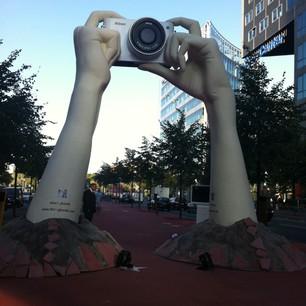 le Nikon 1 J1 à Berlin