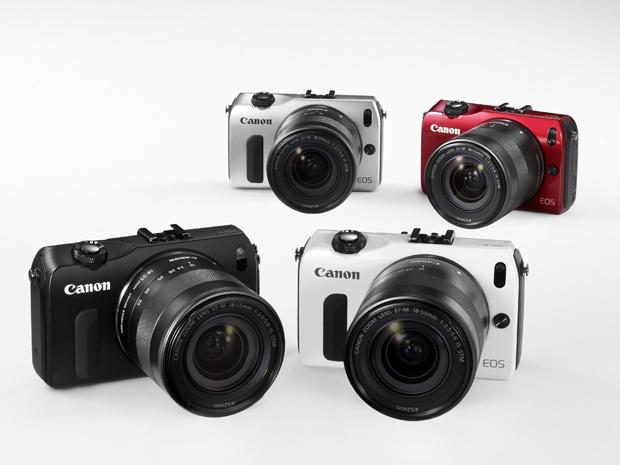 Canon se lance dans le monde de l'hybride avec son EOS M