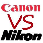 Canon VS Nikon, qui l'emportera ?