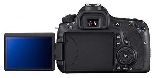 Canon EOS 60Da de dos