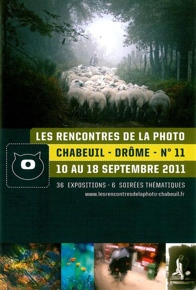 Les rencontres de la photo de Chabeuil 2011