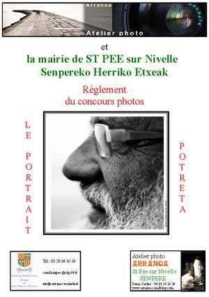 concours photo Le portrait de la ville Saint Pée sur Nivelle et le club photo Arranoa