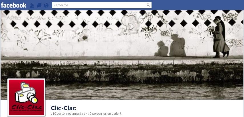 Photo de Basile Cornilleau sur la couverture de notre page Facebook