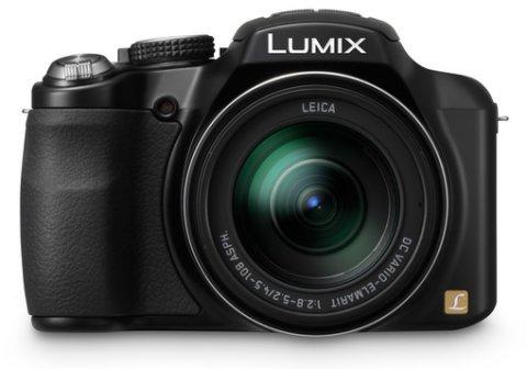 Lumix DMC-FZ200, le nouveau bridge de Panasonic