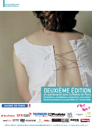 Festival Circulation(s) 2012 de Paris