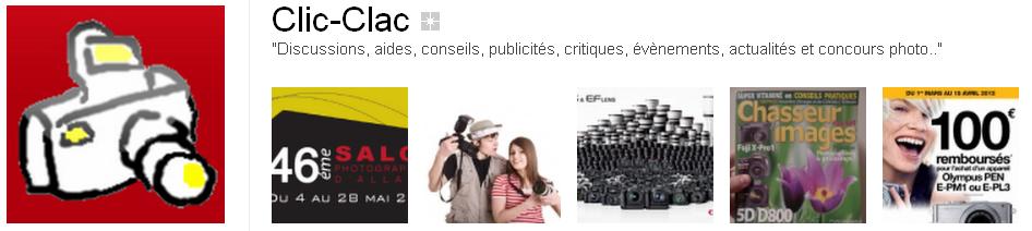 Mise en avant des actualités photo sur Google+