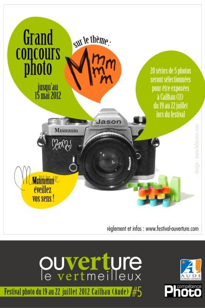 Grand concours photo du 5ème Ouverture, le Vertmeilleux festival photo