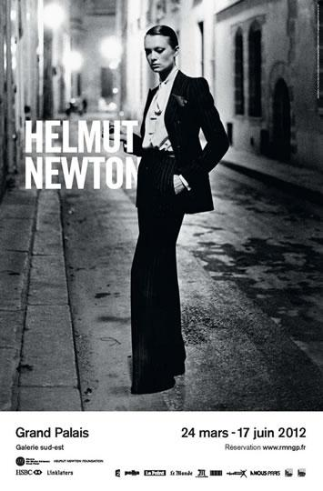 Prolongations pour l'exposition d'Helmut Newton au Grand Palais