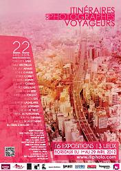 Itinéraires des photographes voyageurs 2012