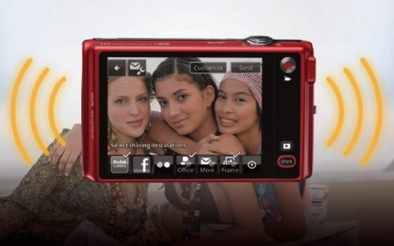 EasyShare M750, le nouveau et dernier compact que Kodak fabriquera