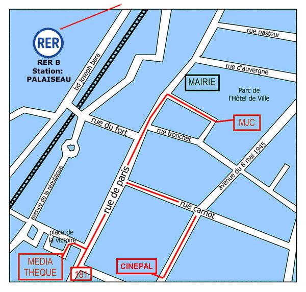 plan évènement photo Photoclubbing#6, Mois palaisien de la photo de Palaiseau par Photo-club de la MJC de Palaiseau