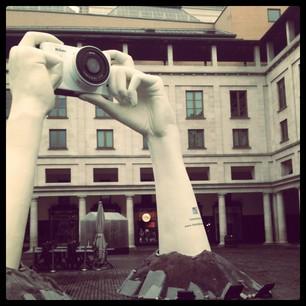 le Nikon 1 J1 à Londres
