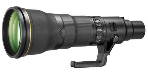 AF-S Nikkor 800mm f/5.6 VR