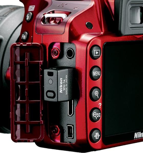 Le nouvel accessoire de Nikon, le Module Wifi WU-1a compatible avec le nouveau reflex Nikon D3200