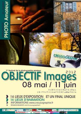 1er Festival Objectif Images en Creuse