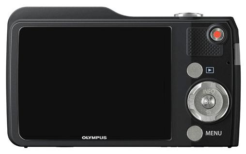Olympus Smart VG-170 noir de dos