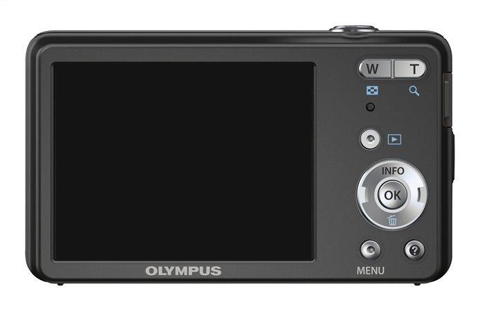 Olympus Smart VG-150 noir de dos