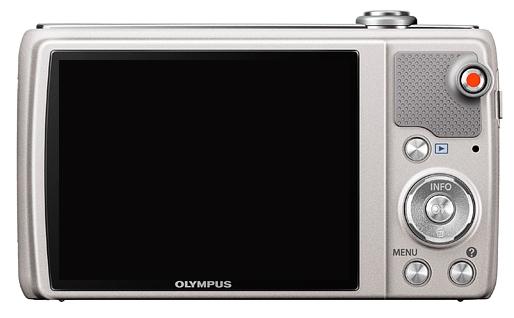 Olympus Smart VR-360 argent de dos