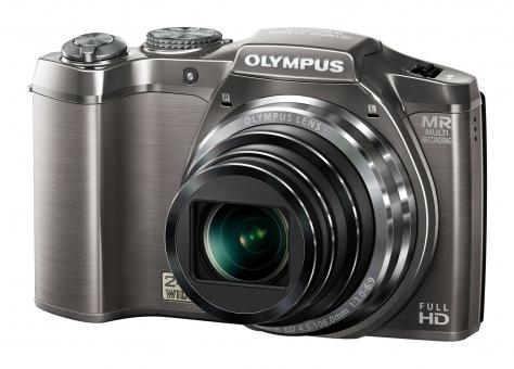 Olympus renouvelle sa gamme de compact avec le Traveller SZ-31MR